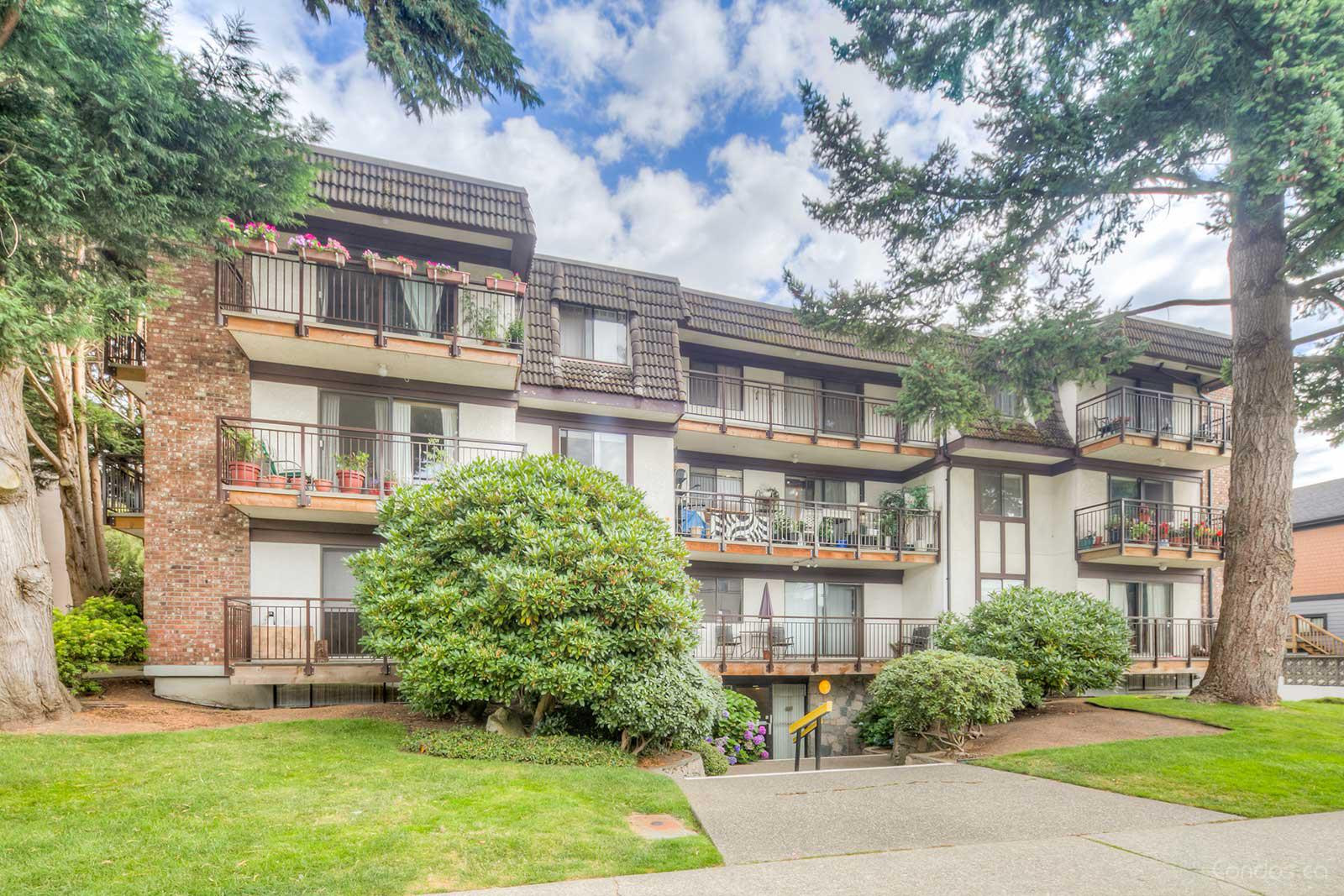 Ashington Court at 425 Ash St, New Westminster 1