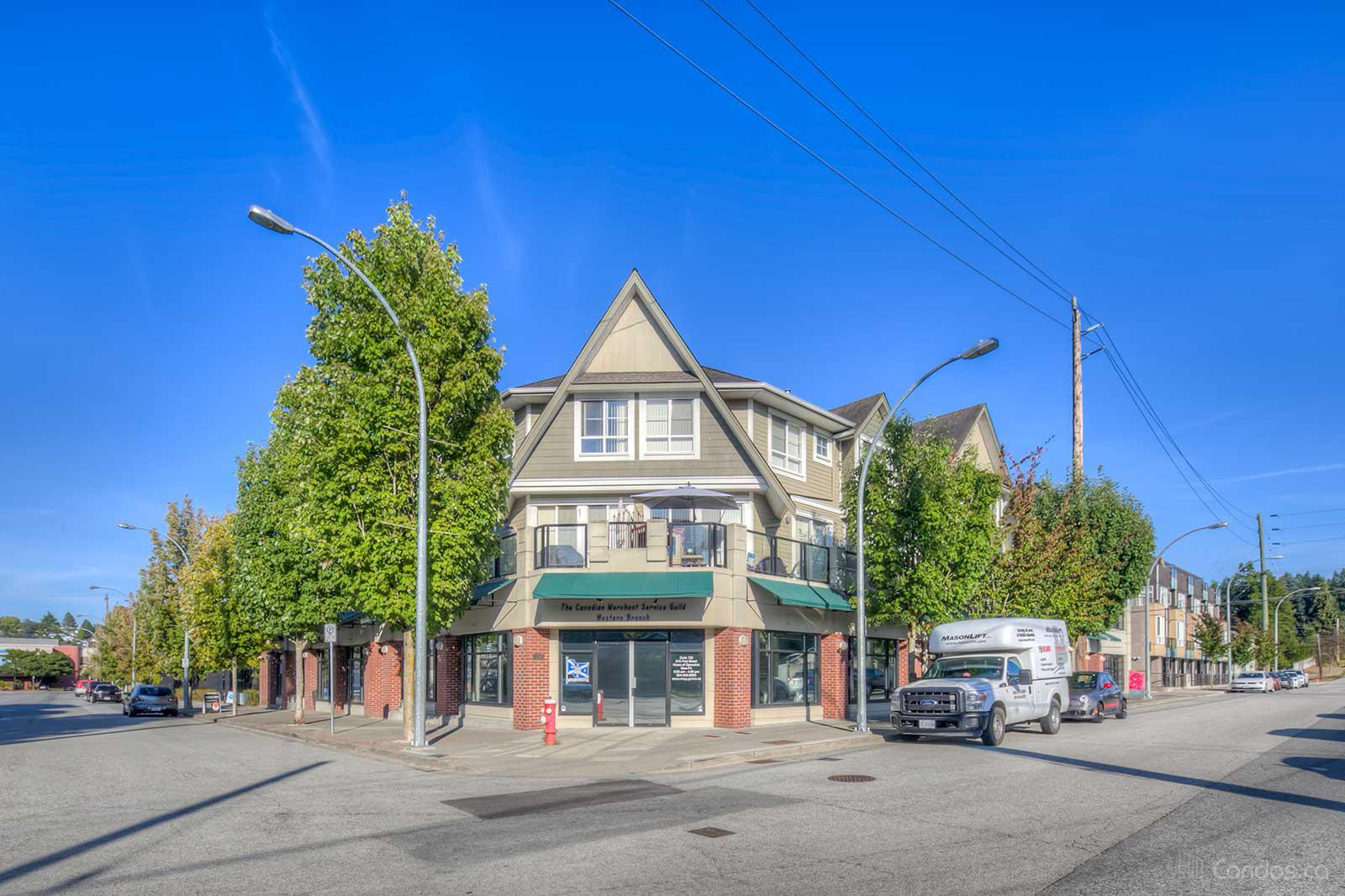 Chesham Walk at 815 First St, New Westminster 0