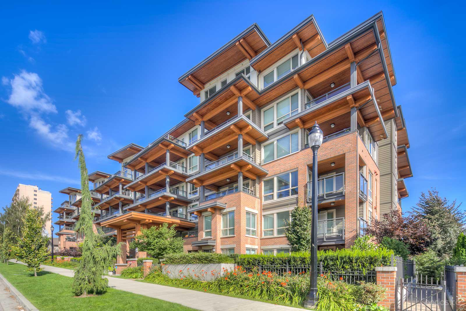 Dominion at 500 Royal Ave, New Westminster 1