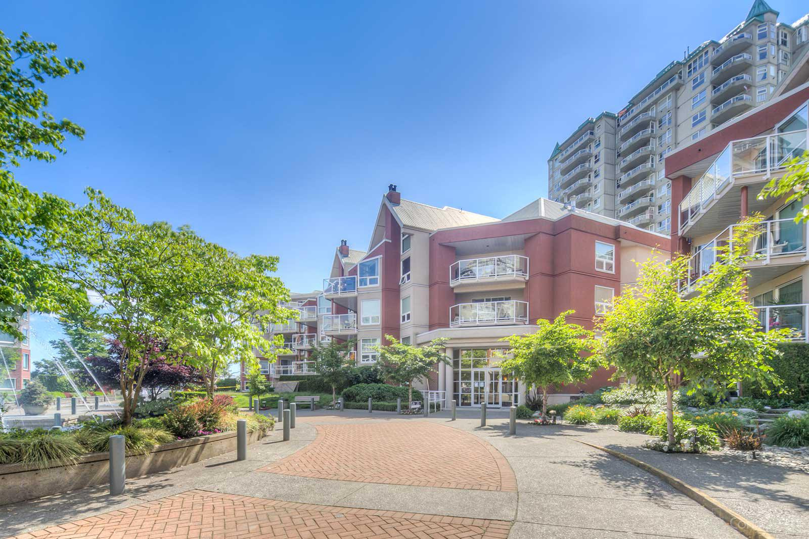 Tiffany Shores at 1230 Quayside Dr, New Westminster 0