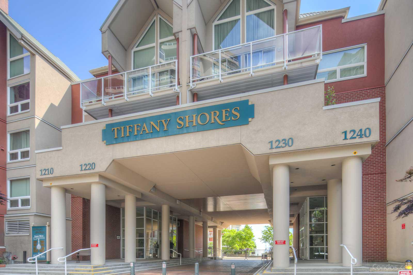 Tiffany Shores at 1230 Quayside Dr, New Westminster 1