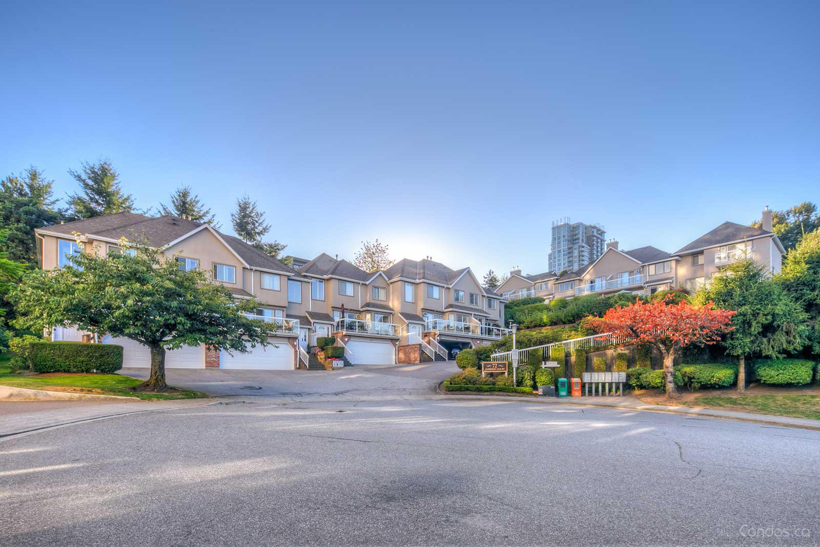 Jamieson Court at 72 Jamieson Crt, New Westminster 0
