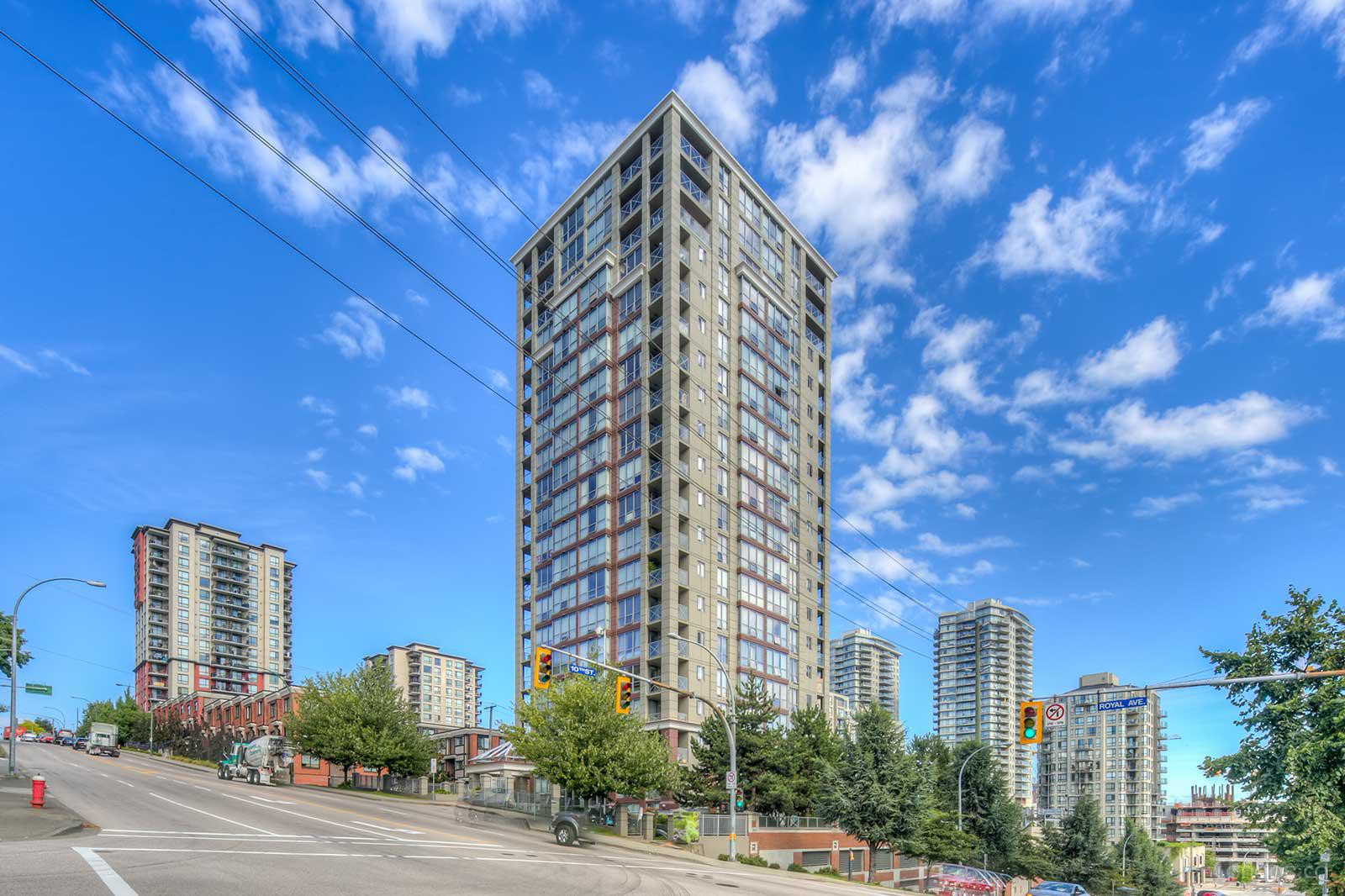 The Royalton at 850 Royal Ave, New Westminster 1