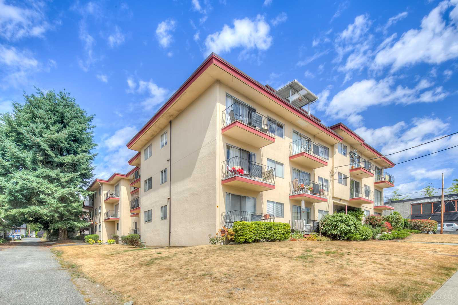 Maymont Manor at 611 Blackford St, New Westminster 0
