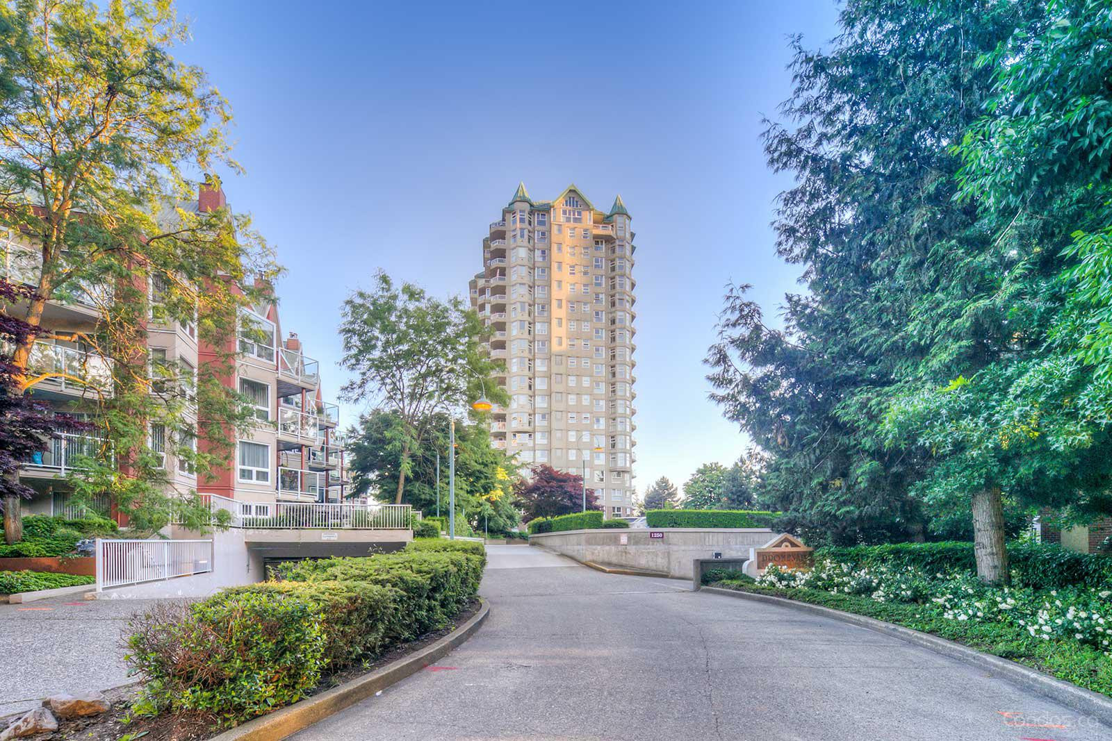The Promenade at 1250 Quayside Dr, New Westminster 0