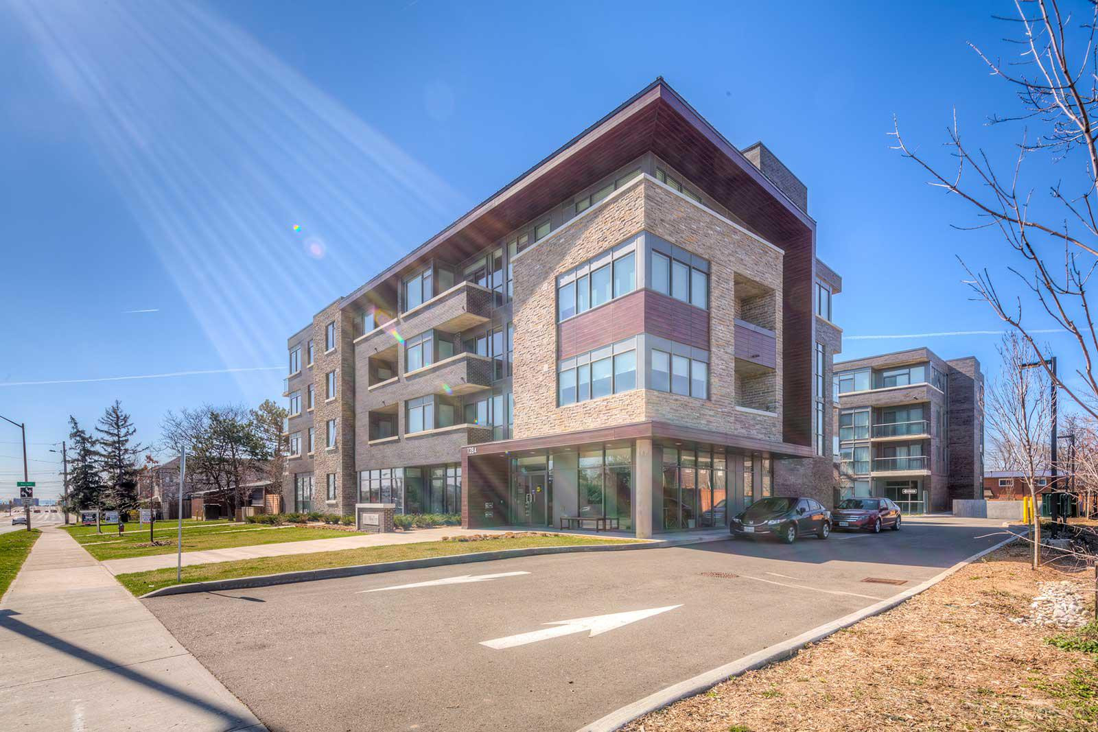 The Mod'rn Condominium at 1284 Guelph Line, Burlington 0