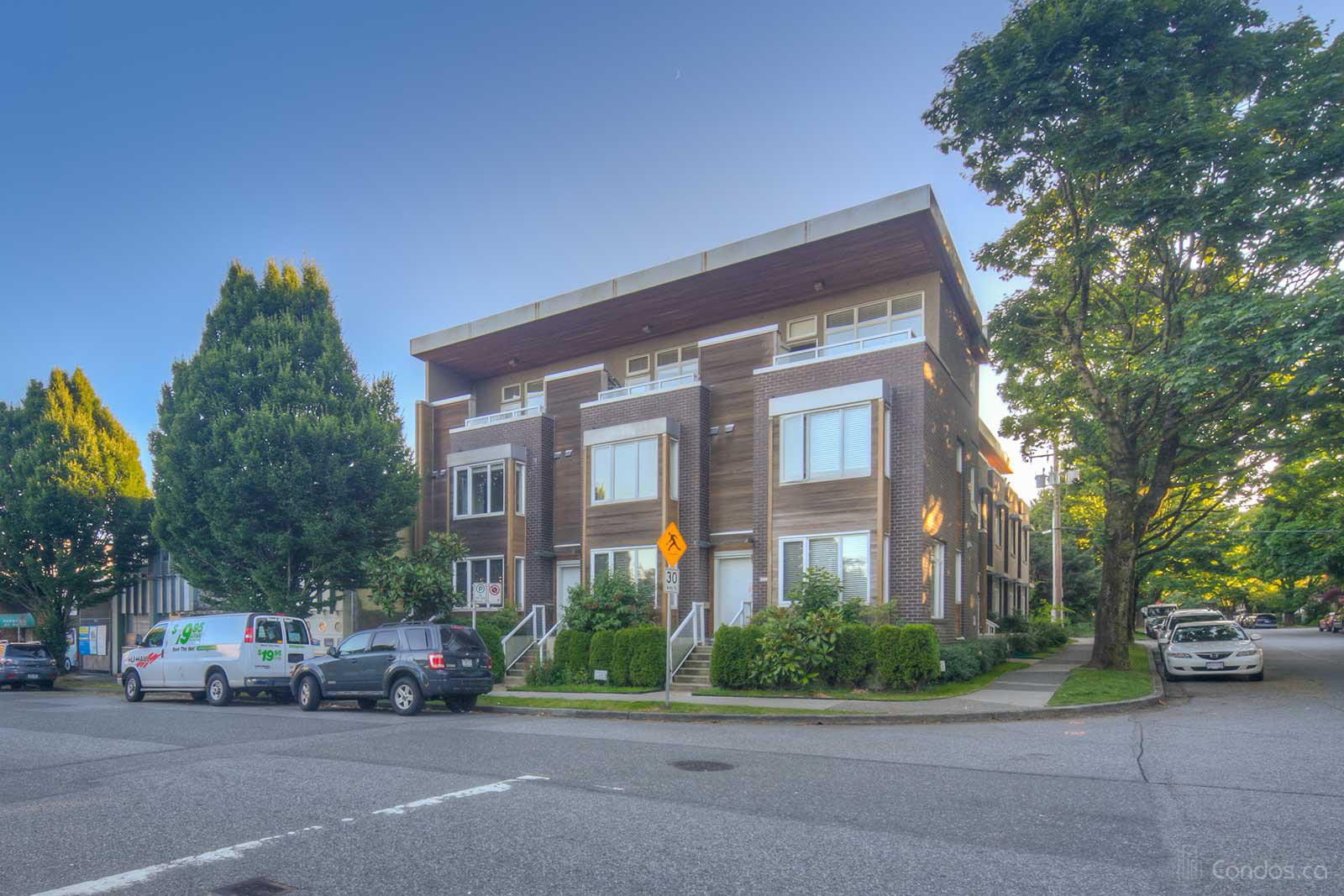 Villagio at 8809 Selkirk St, Vancouver 0