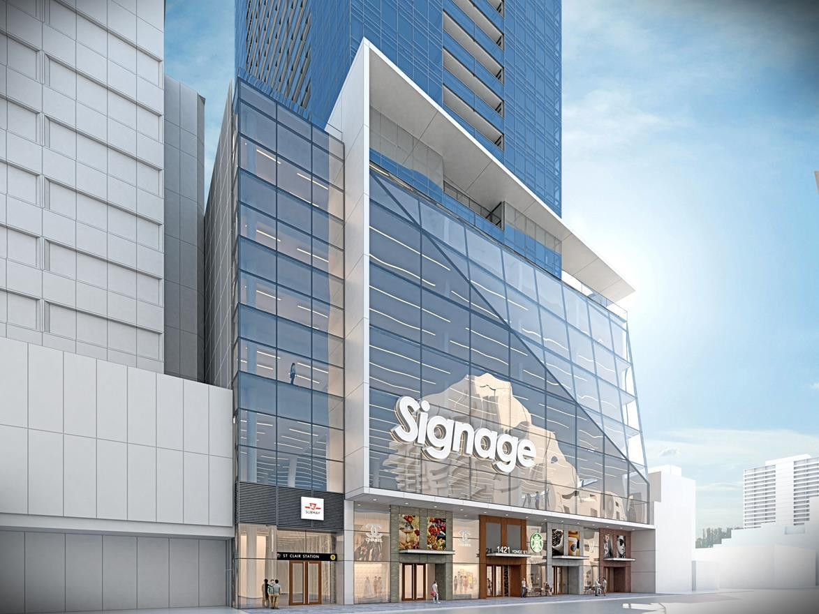 The Clair Residences at 1421 Yonge St, Toronto 0