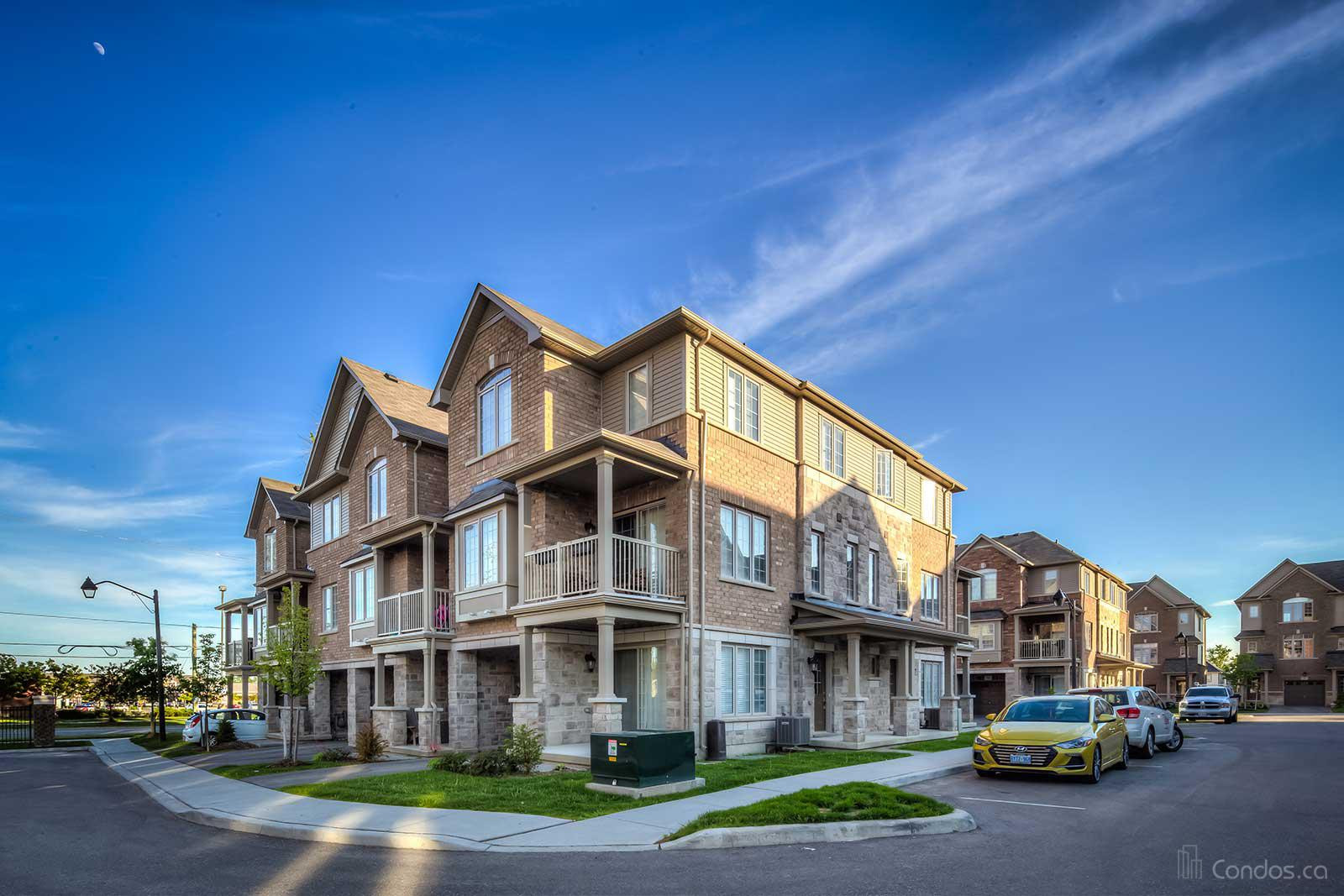 257 Parkside Condos at 257 Parkside Dr, Waterdown 0