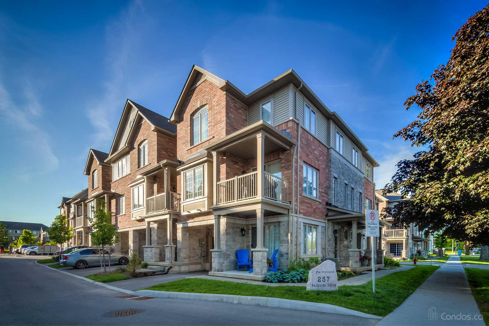 257 Parkside Condos at 257 Parkside Dr, Waterdown 1