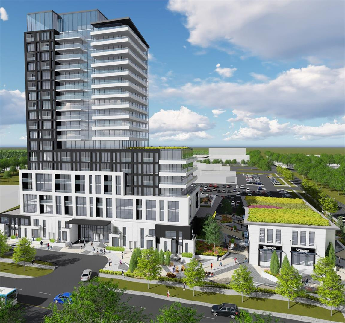 Spring Farm Condos at 441 Clark Ave W, Vaughan 0