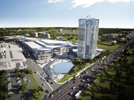 The Grand Residences at Remington Centre at 4390 Steeles Ave E, Markham 0