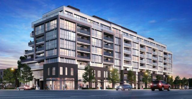 Canvas Condos at 2301 Danforth Ave, Toronto 0