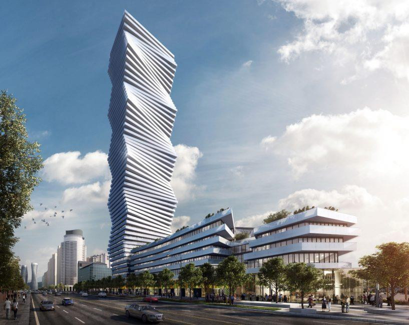 M City Condos Phase 1 at 3980 Confederation Pkwy, Mississauga 0