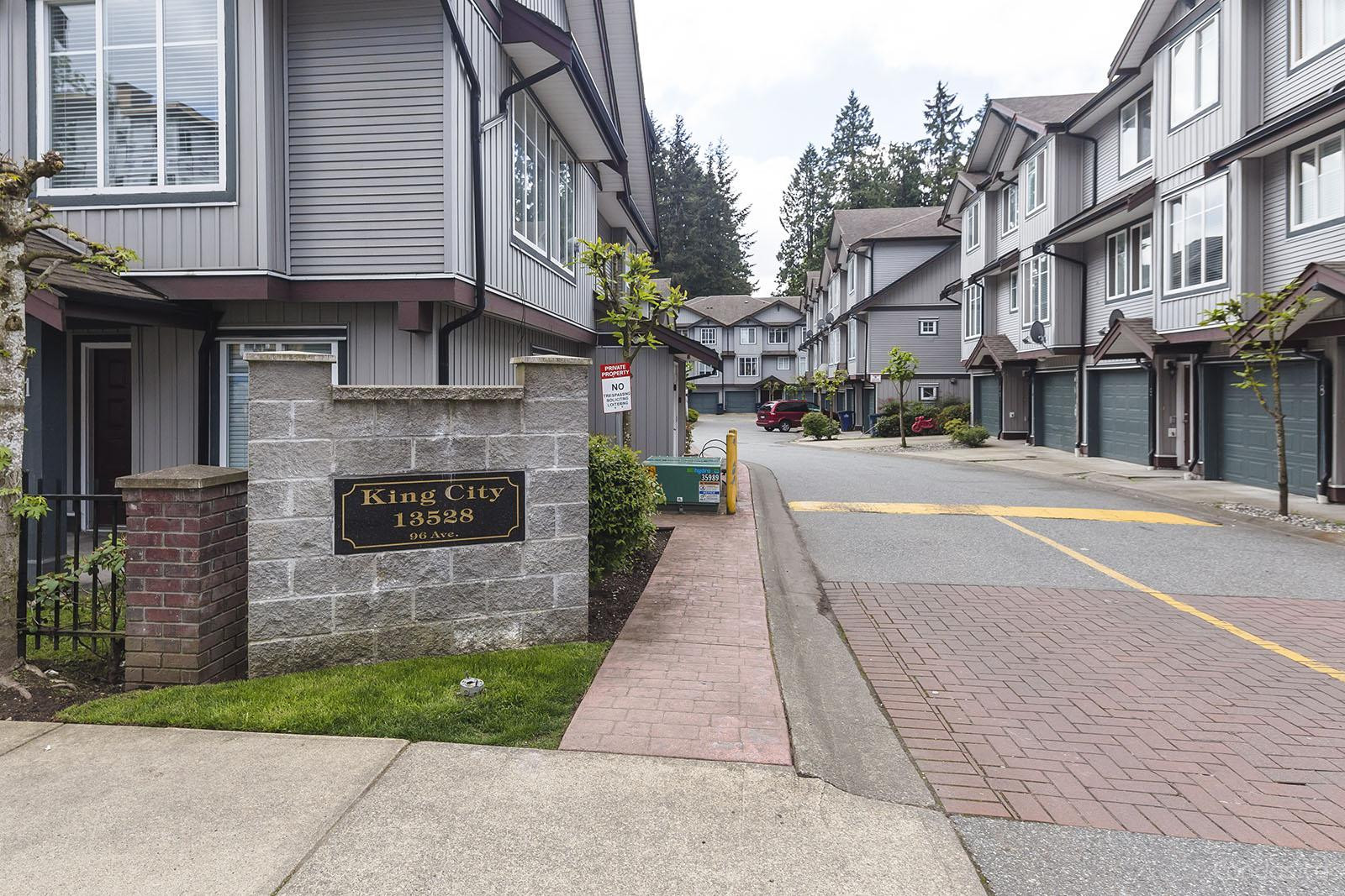 King City Townhomes at 13528 96 Ave, Surrey 0