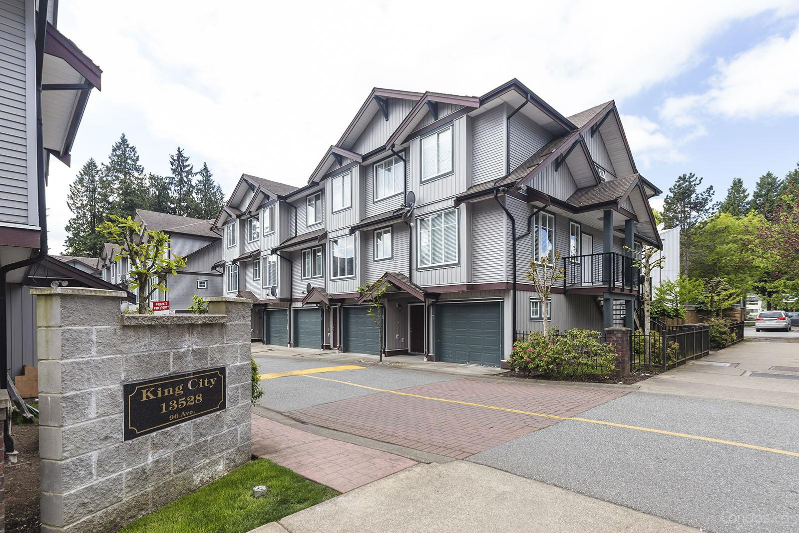 King City Townhomes at 13528 96 Ave, Surrey 1