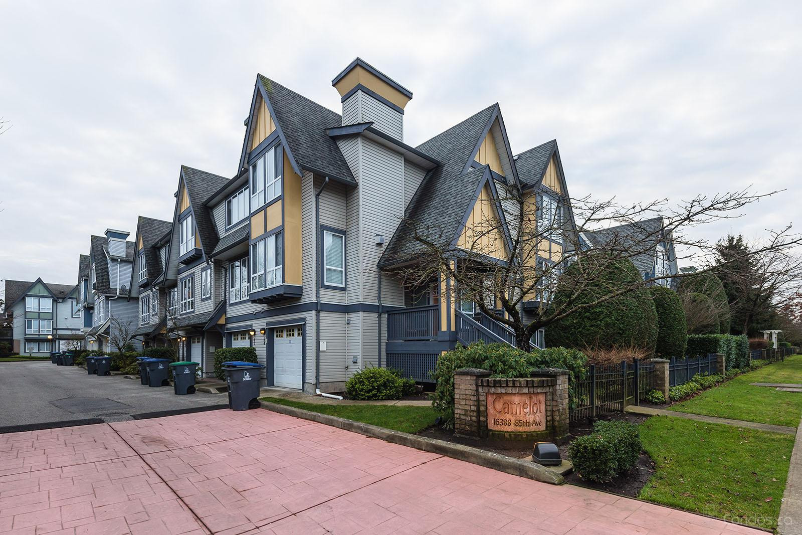 Camelot Village at 16388 85 Ave, Surrey 1