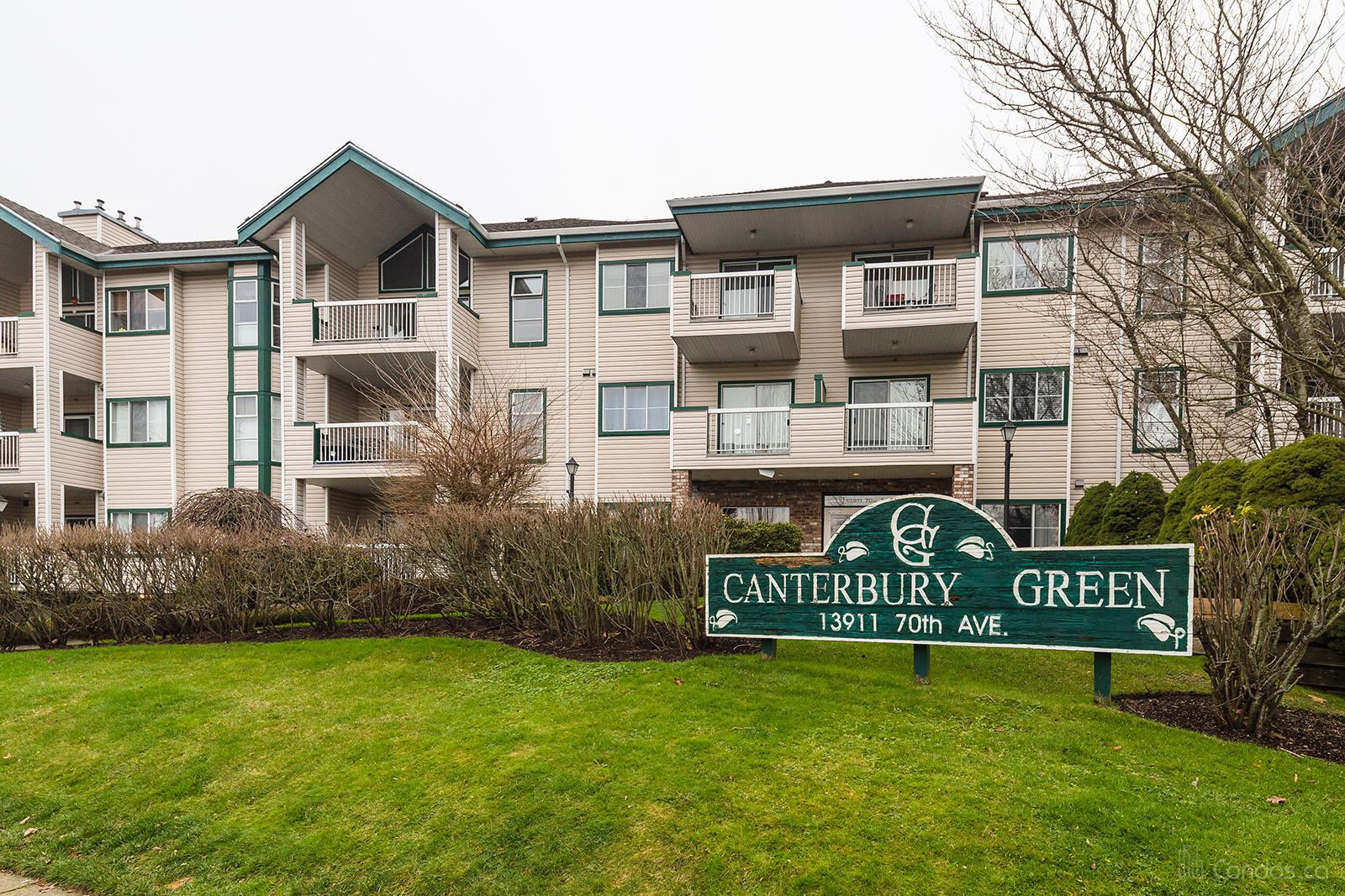 Canterbury Green at 13911 70 Ave, Surrey 1