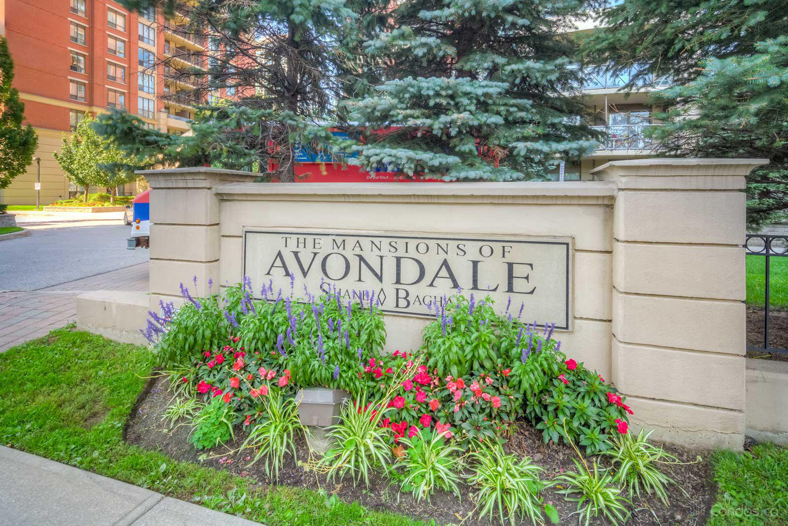 The Mansions of Avondale at 51 Harrison Garden Blvd, Toronto 1
