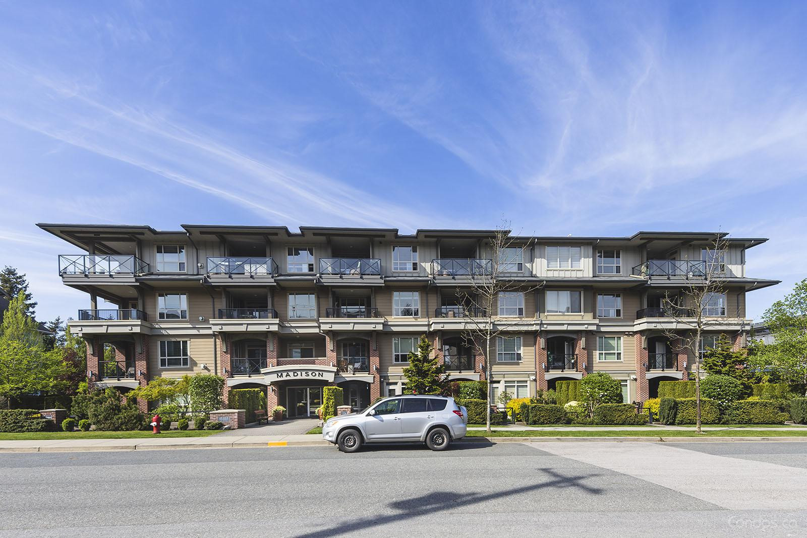 Madison at 15357 17a Ave, Surrey 0