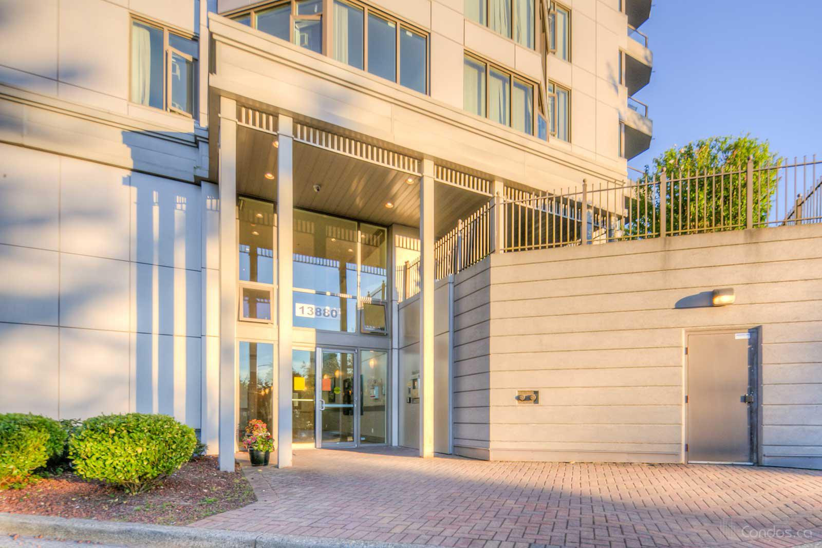 Odyssey Tower at 13880 101 Ave, Surrey 1
