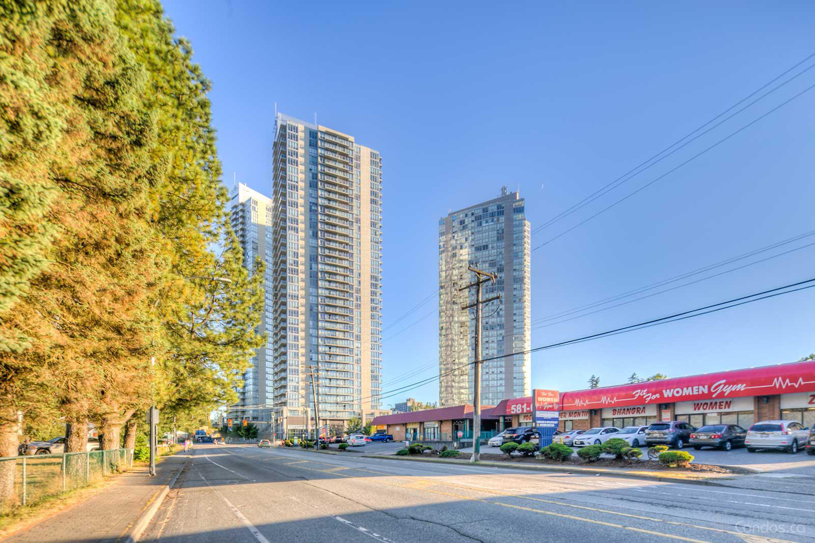 Park Place at 13688 100 Ave, Surrey 0