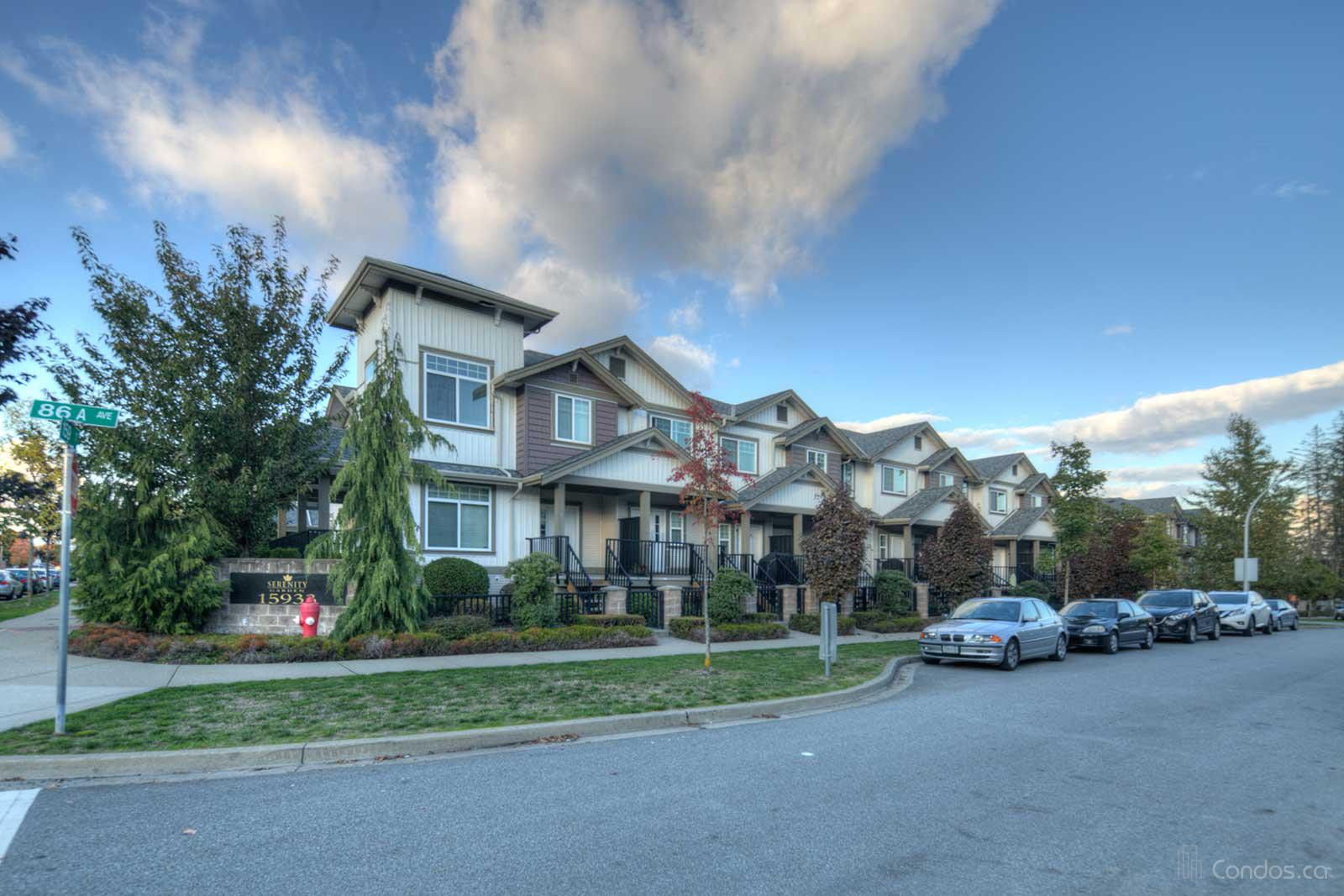 Serenity Gardens at 15933 86A Ave, Surrey 0
