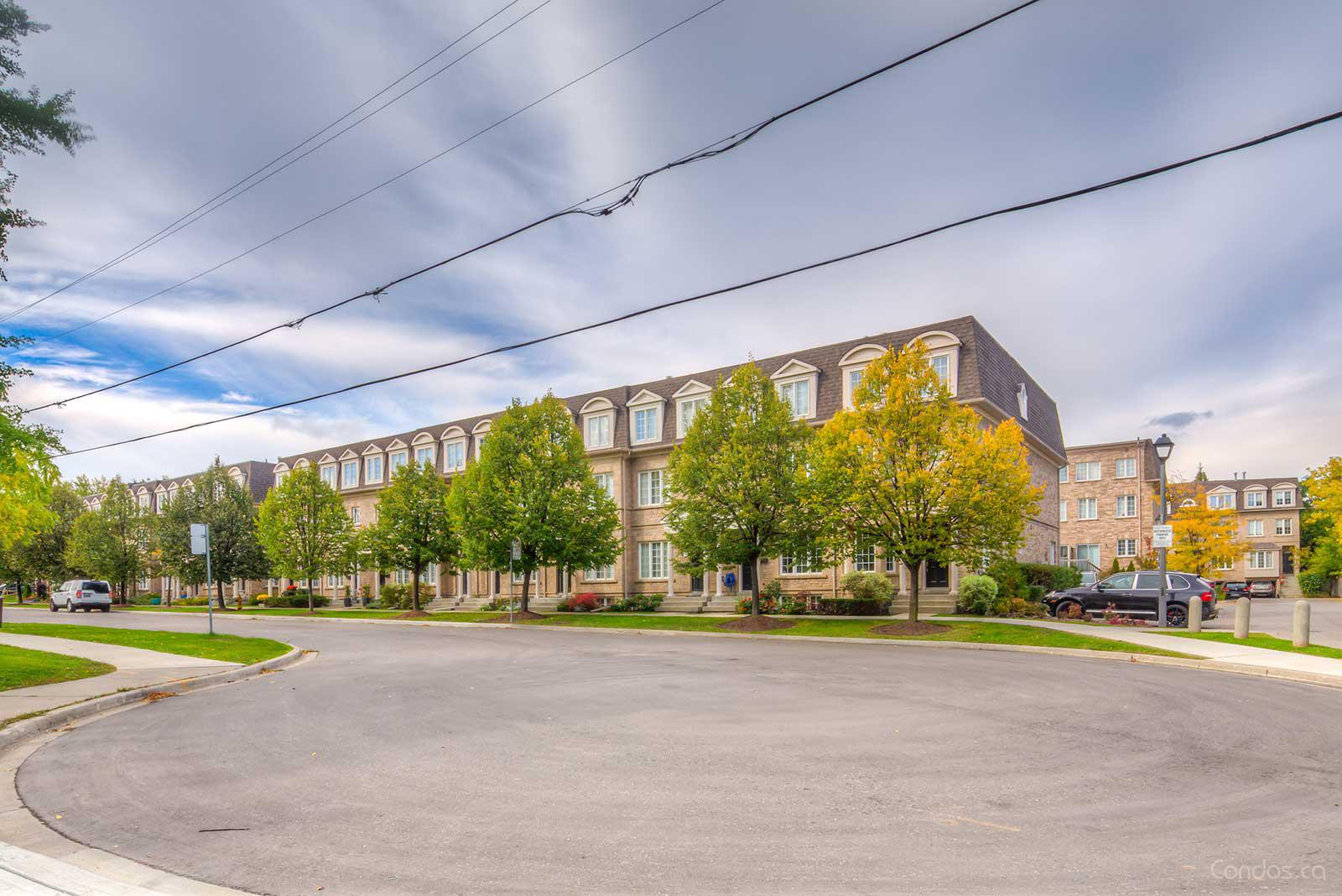 The Residences of Dempsey Park at 80 Ellerslie Ave, Toronto 0