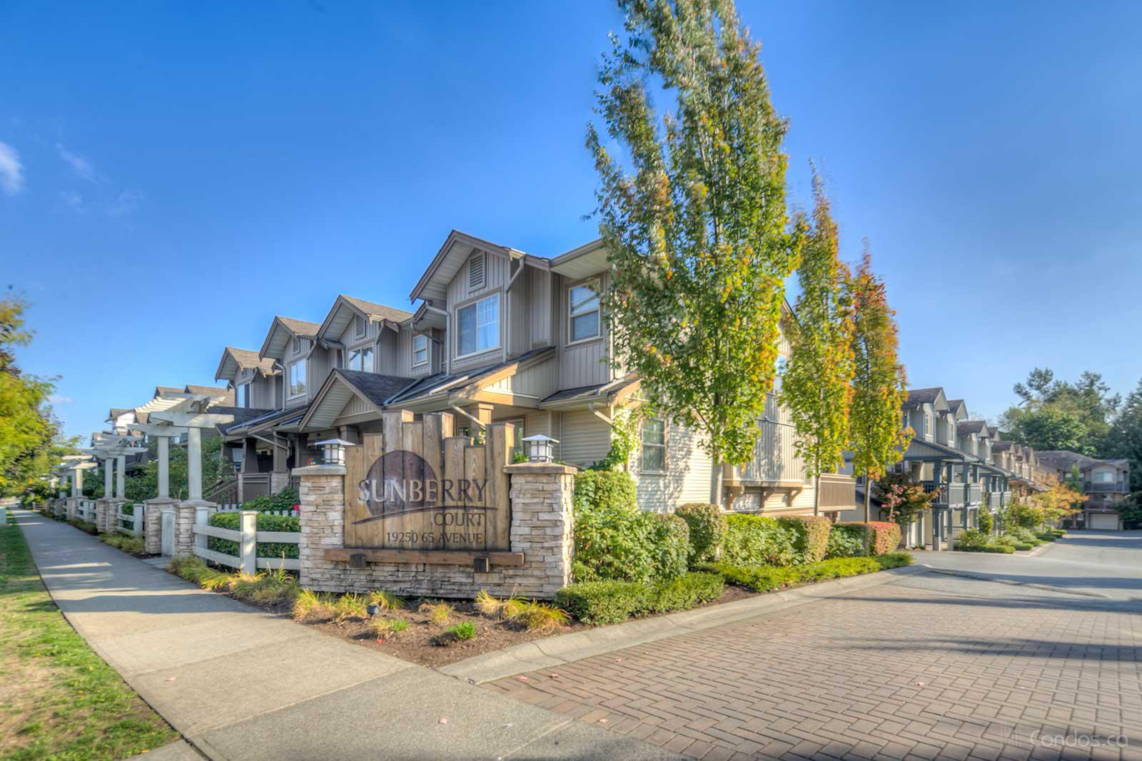 Sunberry Court at 19250 65 Ave, Surrey 1