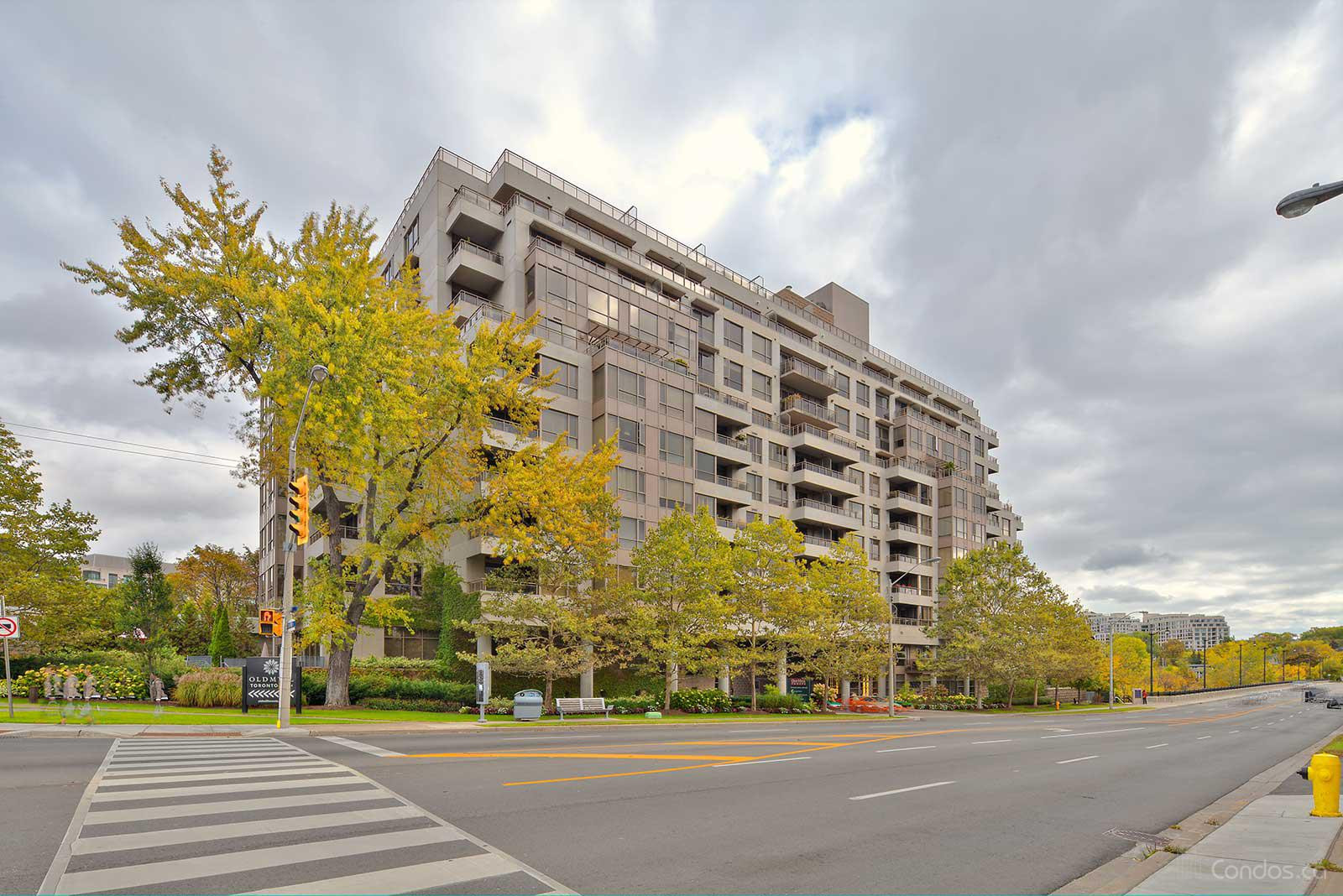 The Terraces of Old Mill at 2662 Bloor St W, Toronto 0