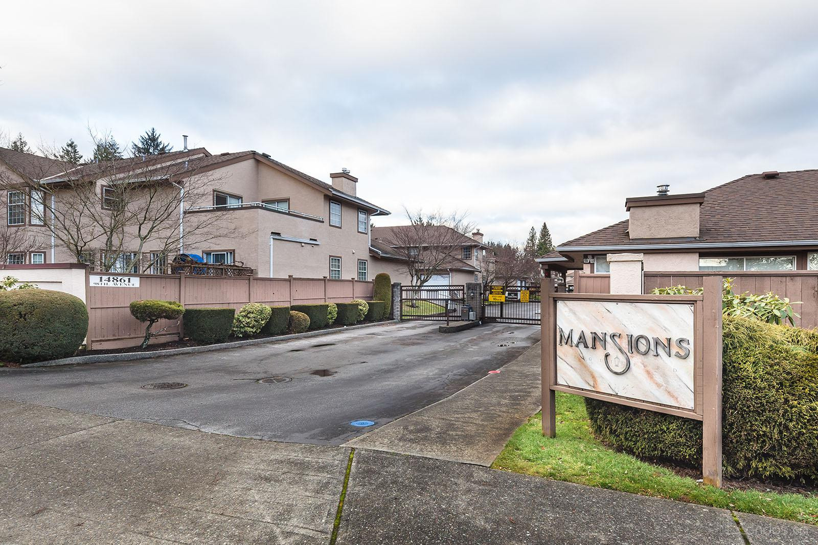 The Mansions at 14861 98 Ave, Surrey 1