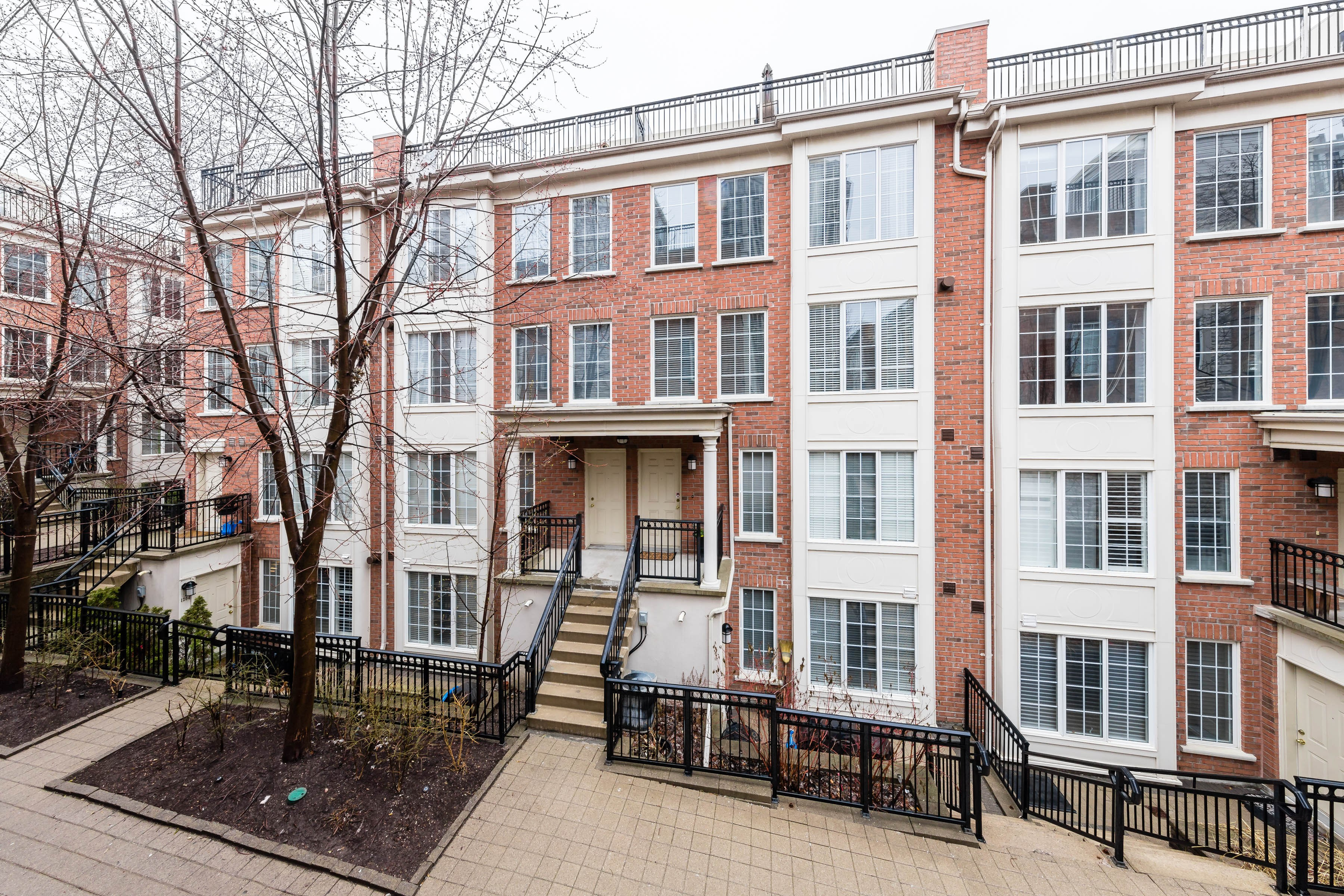Toronto Centre Townhomes at 5 Everson Dr, Toronto 0