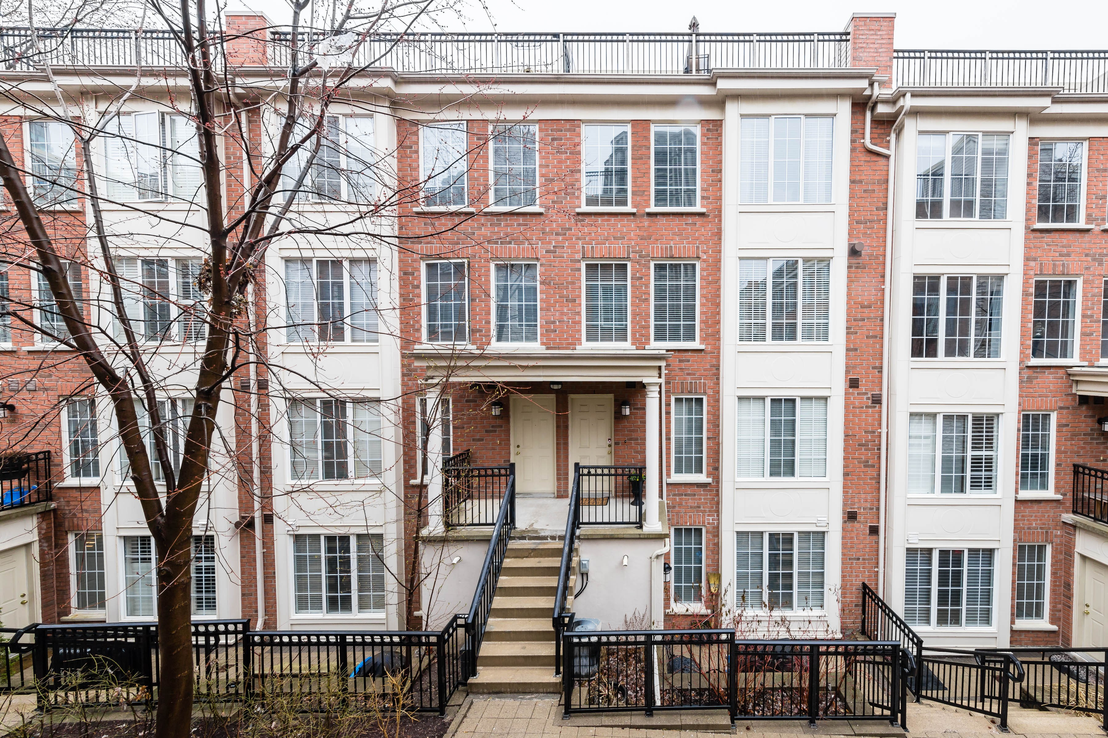 Toronto Centre Townhomes at 5 Everson Dr, Toronto 1
