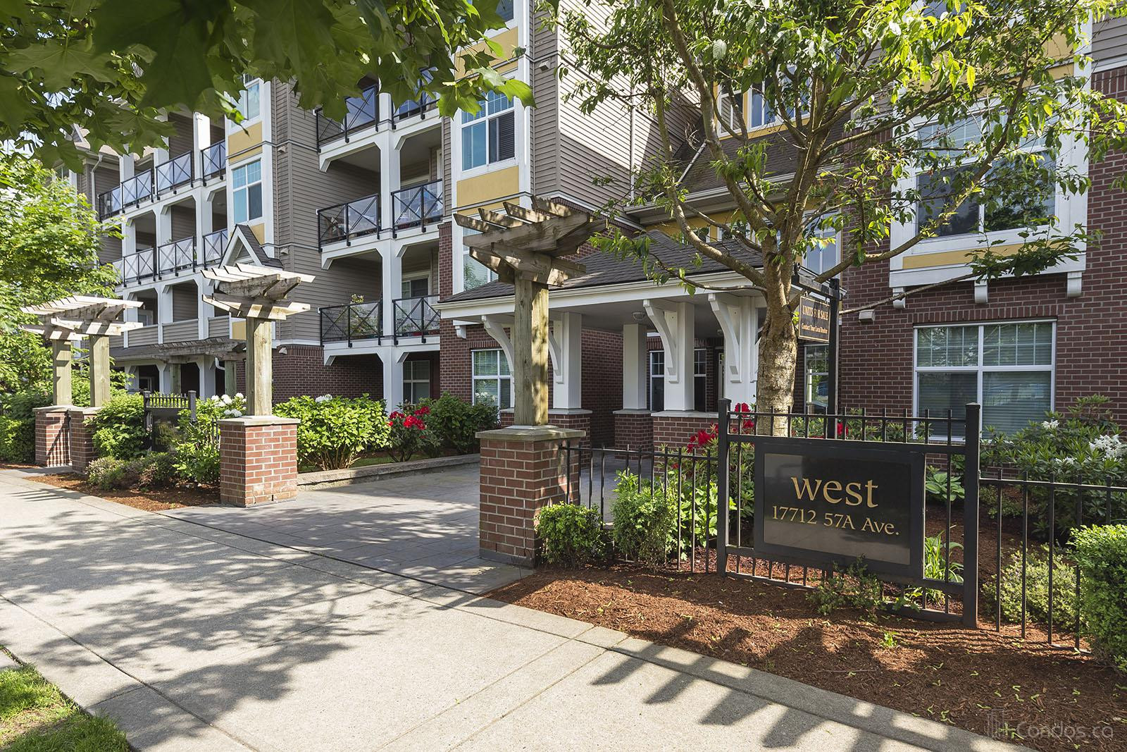 West On The Village Walk at 17712 57a Ave, Surrey 1