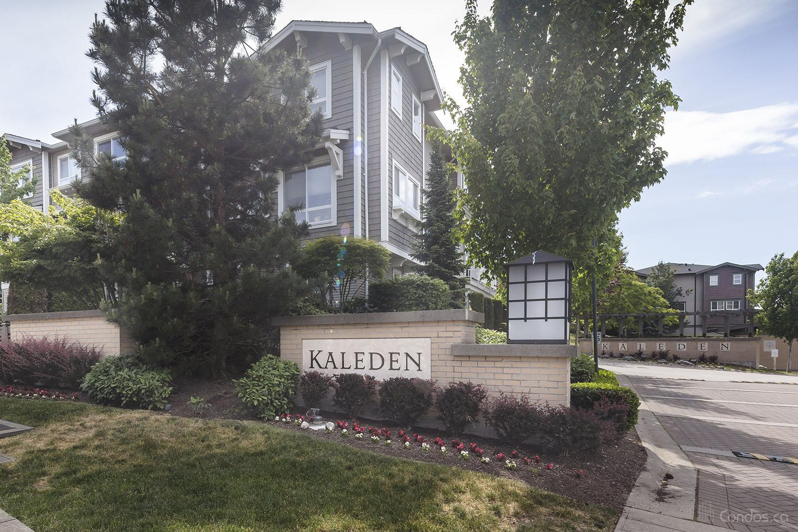 Kaleden at 2729 158 St, Surrey 0