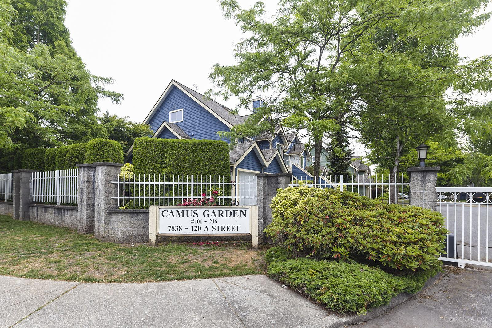 Camus Garden at 7838 120a St, Surrey 0