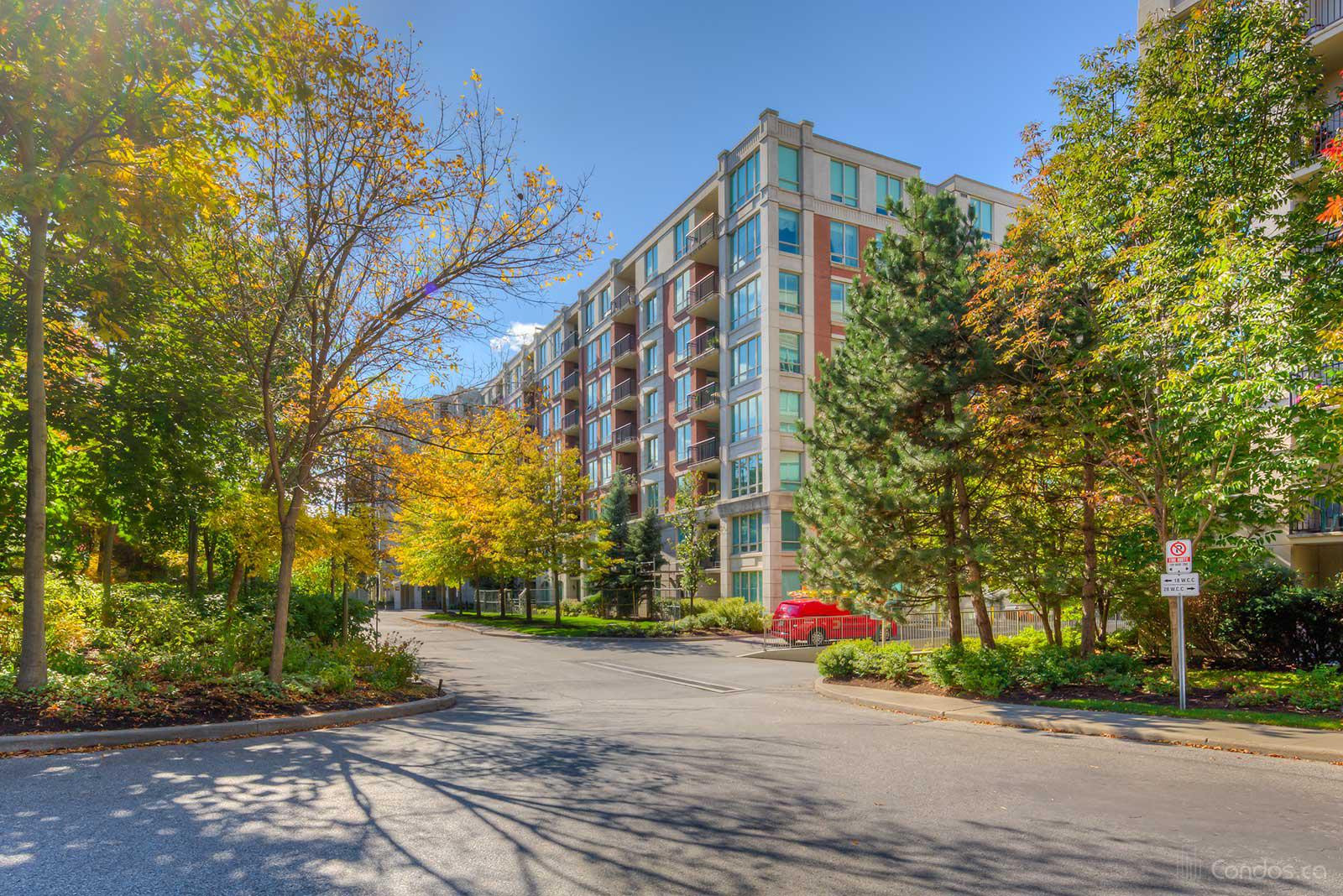 Hillside At York Mills at 18 William Carson Crescent, Toronto 1