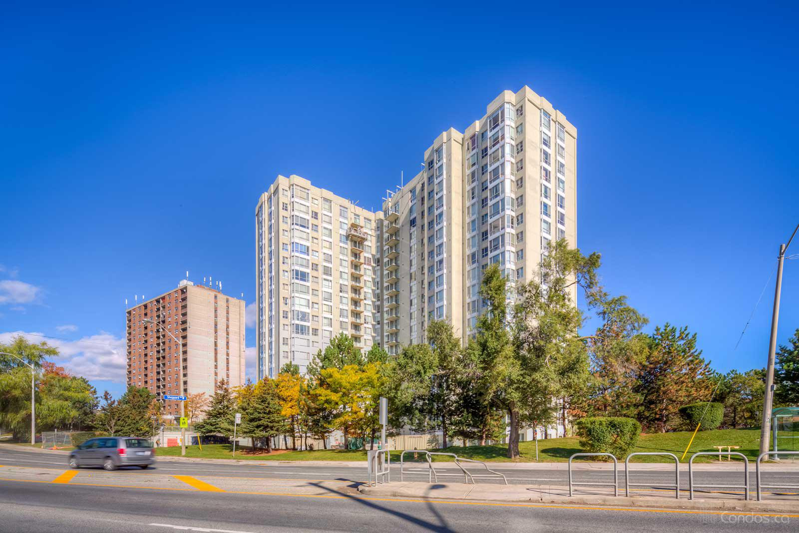 Riverside Court at 3077 Weston Rd, Toronto 1