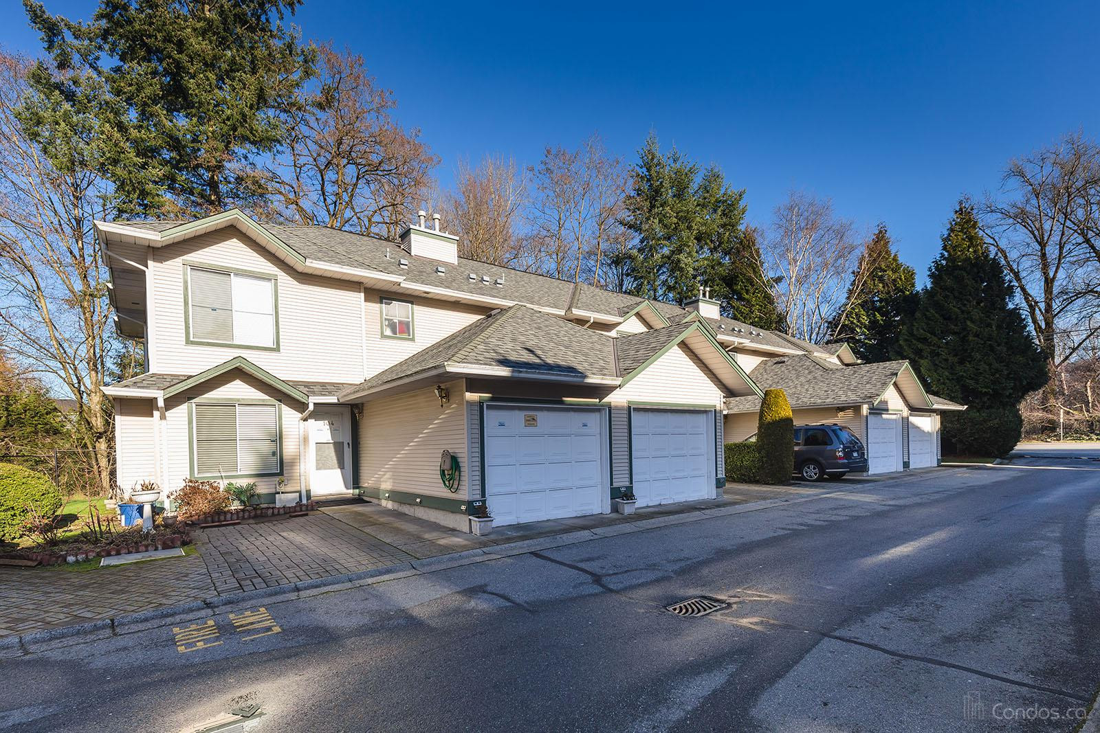 Creekside Village at 8655 King George Blvd, Surrey 1