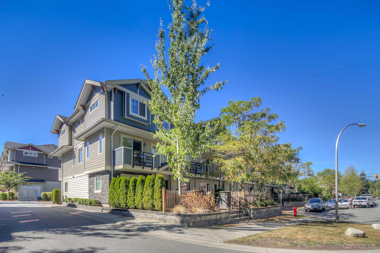 Panorama West Village at 6383 140 St, Surrey 1