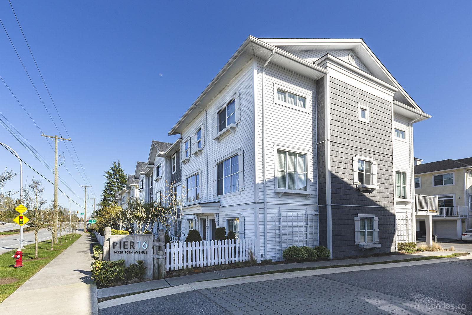 Pier 16 at 16228 16 Ave, Surrey 1