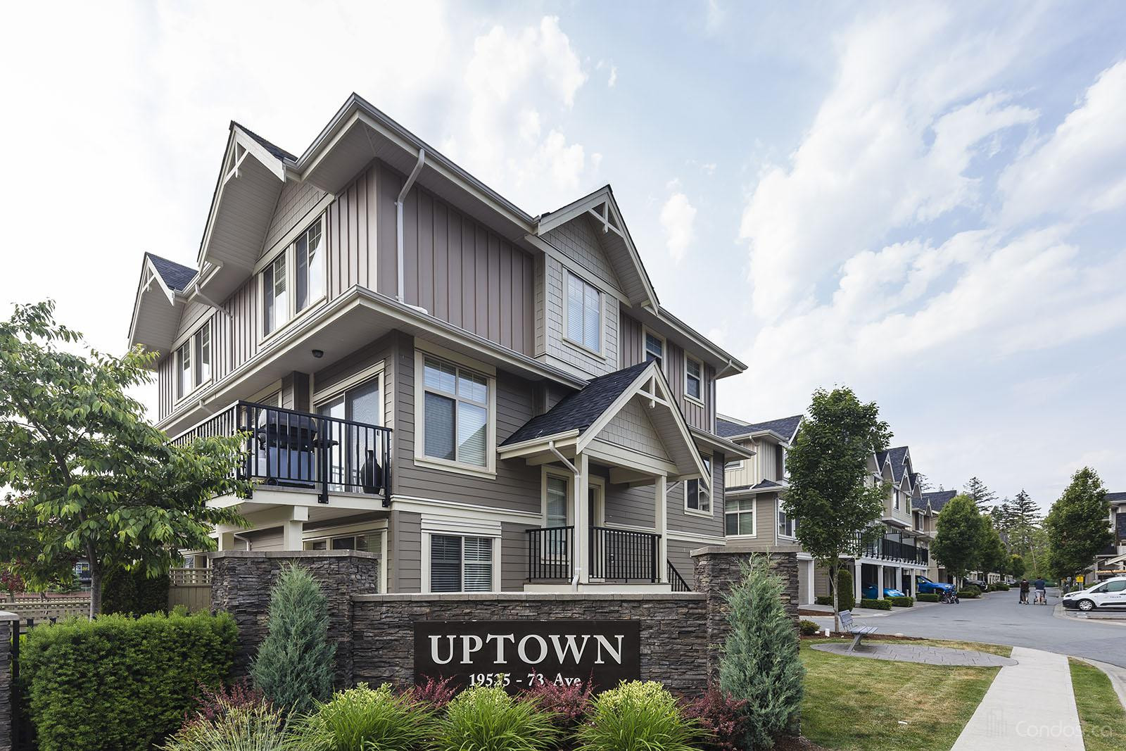 Uptown 2 at 19525 73 Ave, Surrey 0