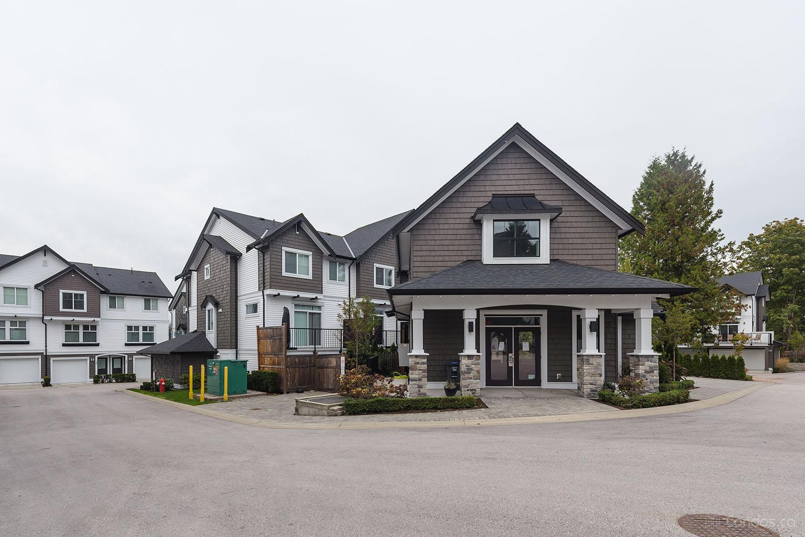Blackberry Walk Townhomes at 14271 60 Ave, Surrey 1