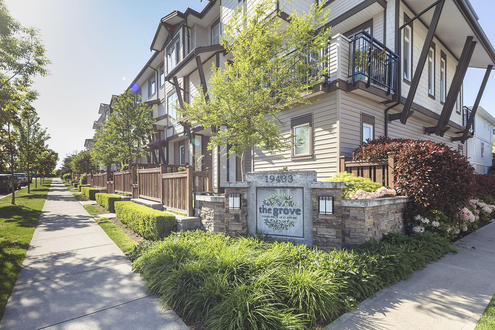 The Grove Parkhomes in Clayton at 19433 68 Ave, Surrey 0
