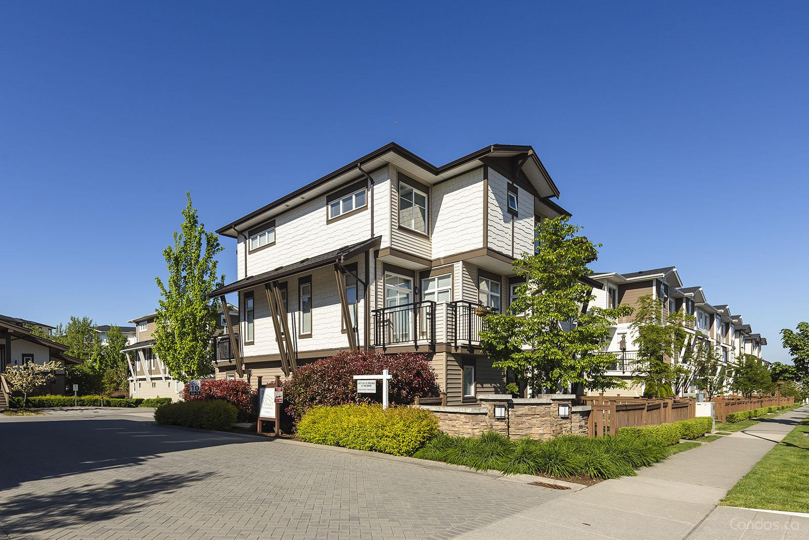 The Grove Parkhomes in Clayton at 19433 68 Ave, Surrey 1
