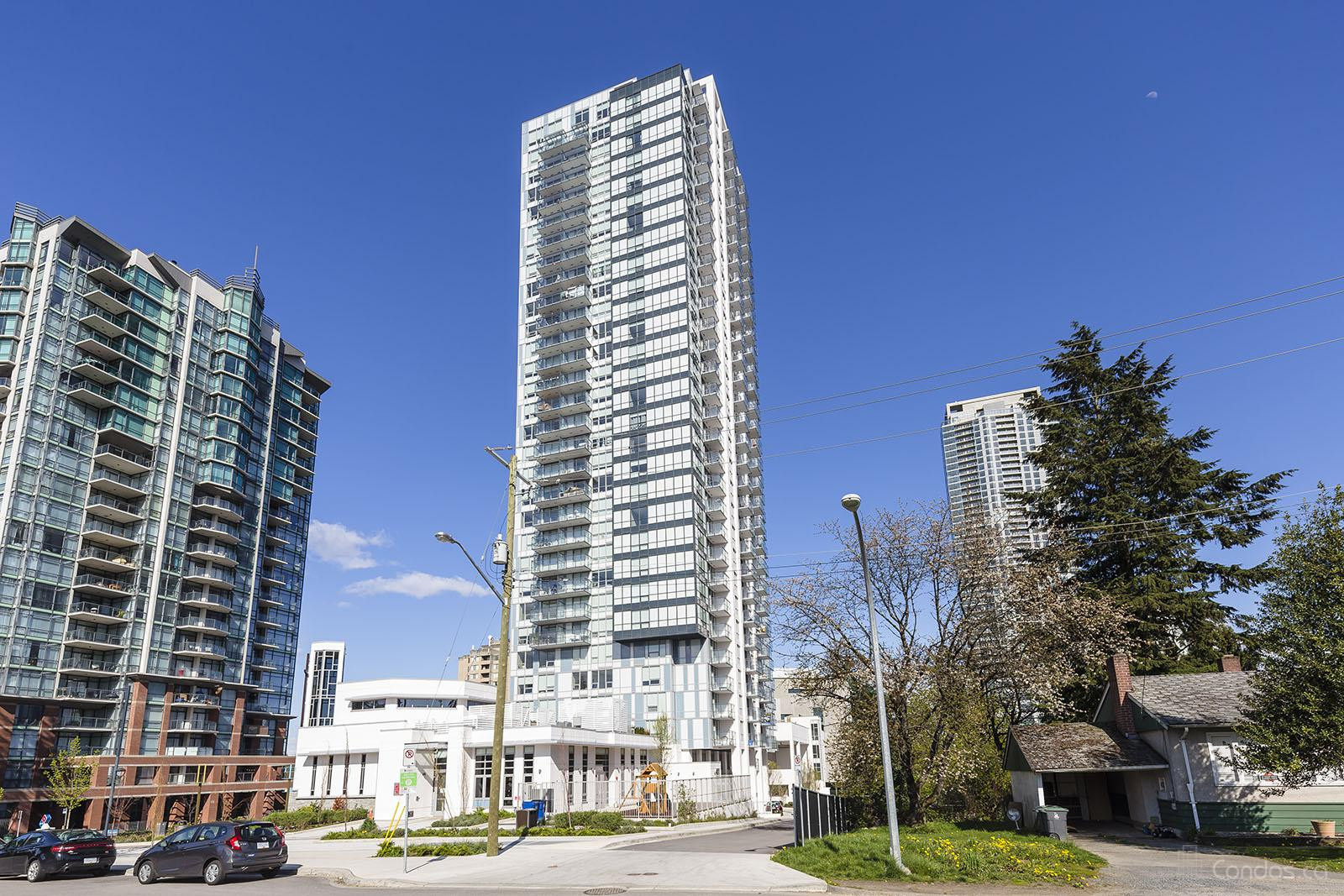 University District - Alumni Tower at 13398 104 Ave, Surrey 1