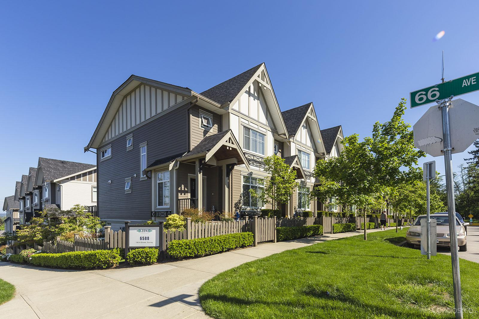 Zen Townhomes at 6588 195A St, Surrey 0
