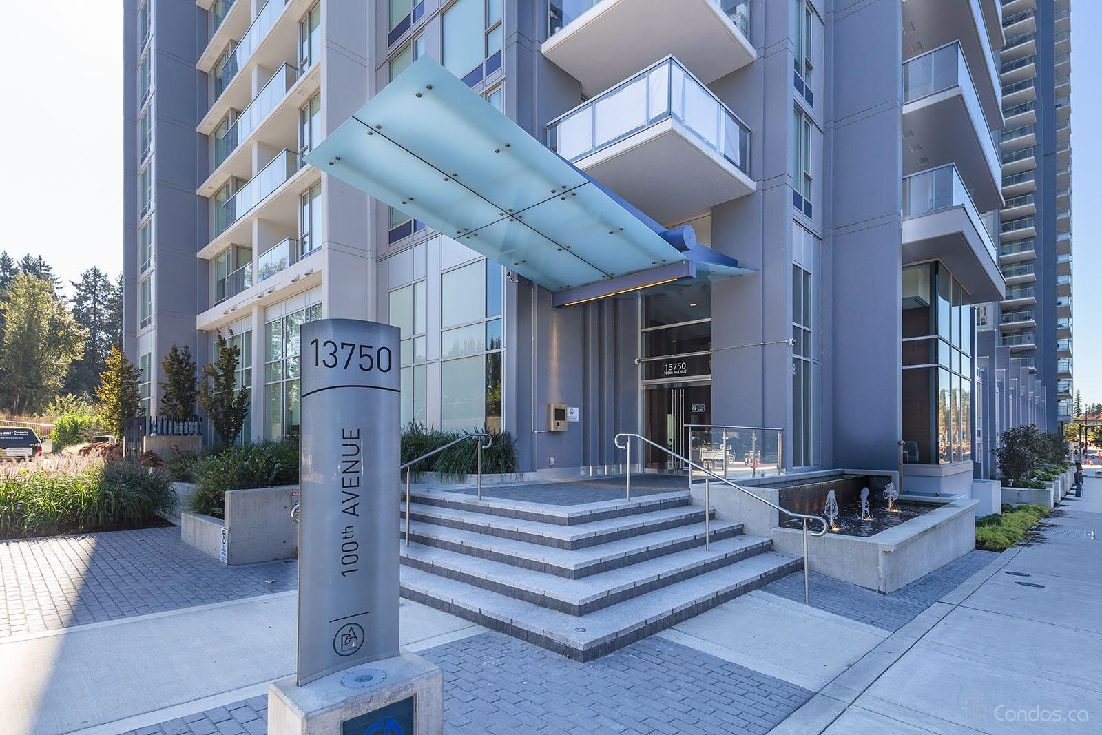 Park Avenue West at 13750 100 Ave, Surrey 0