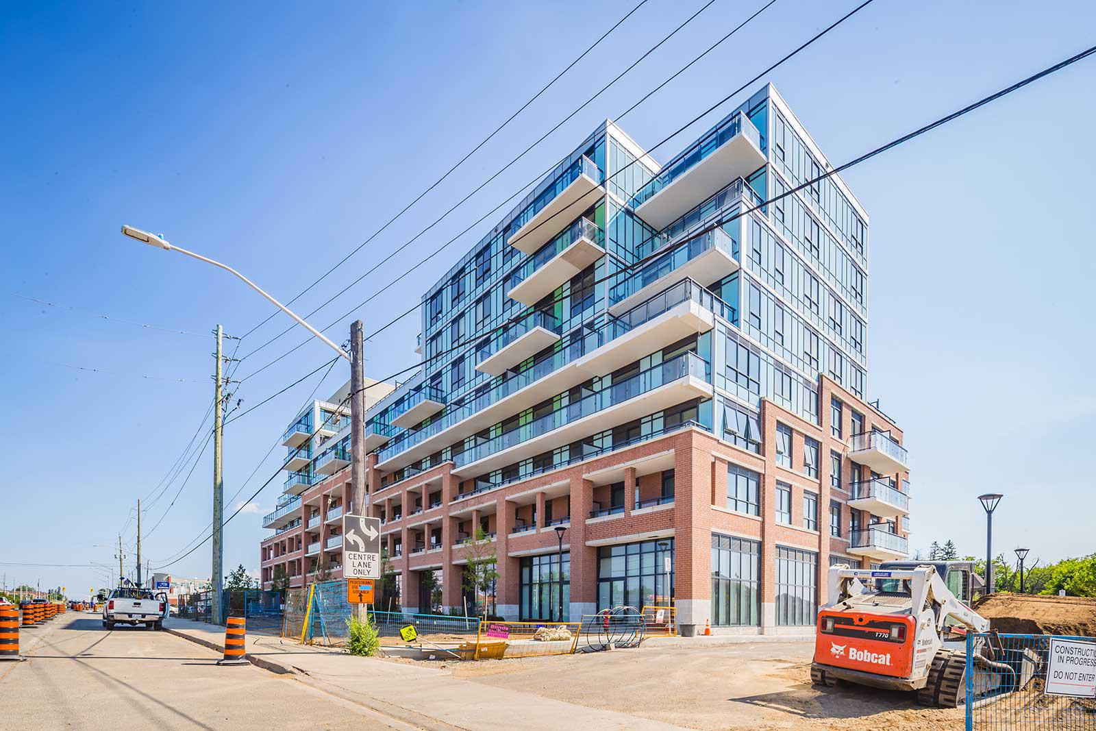 Bristol Condos at 11611 Yonge St, Richmond Hill 1