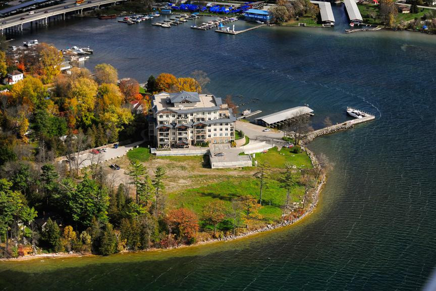 Orchard Point Harbour at 80 Orchard Point Rd, Orillia 0